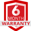 6 month warranty by Servi-Tech